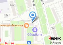 Компания «Магдалина» на карте