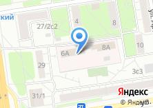 Компания «Московский научно-практический центр реабилитации инвалидов в следствие ДЦП» на карте