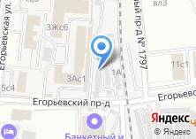 Компания «ГК-Мебель» на карте