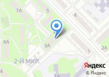 Компания «Вечерняя (сменная) общеобразовательная школа №3» на карте