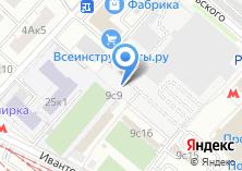 Компания «Семеновские колбасы» на карте