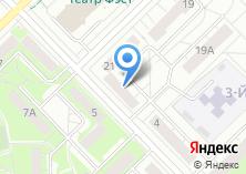 Компания «Салон-парикмахерская эконом-класса на ул. Щербакова» на карте