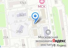 Компания «Комфортаж» на карте