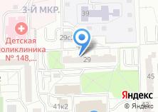 Компания «ГРУППА КОМПАНИЙ ЮПИ» на карте