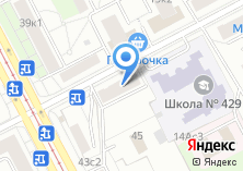 Компания «Детский сад №2566» на карте