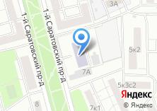 Компания «Центр образования №1403» на карте