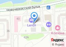 Компания «Тавлада» на карте
