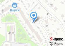 Компания «Строящийся жилой дом по ул. Текстильщиков (г. Домодедово)» на карте