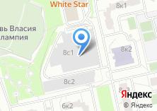 Компания «Братеево-1» на карте