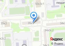 Компания «Участковый пункт полиции район Зябликово» на карте