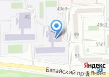 Компания «Средняя общеобразовательная школа №1040» на карте