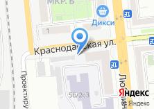 Компания «Автостоянка на Люблинской» на карте
