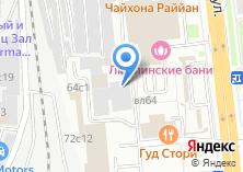 Компания «Офис-Стандарт» на карте