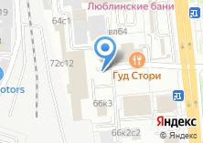 Компания «Ритуальная городская служба» на карте