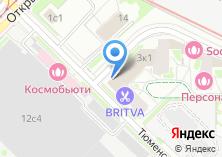 Компания «Best-tyres.ru» на карте