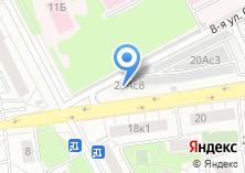 Компания «А-Технологии» на карте