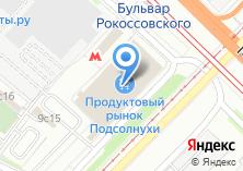 Компания «СОЛДОНПЛЭЙС» на карте