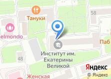 Компания «Creative Agency K2D» на карте
