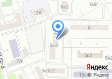 Компания «Дом быта на Саратовском 1-ом проезде» на карте