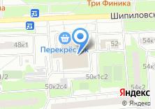 Компания «Мастерская по ремонту обуви и изготовлению ключей на Шипиловской» на карте