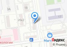 Компания «Галерис» на карте
