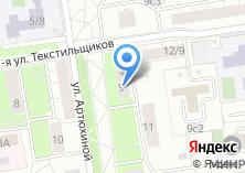 Компания «Настей» на карте