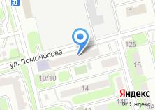 Компания «Детская хореографическая школа Домодедовского муниципального района» на карте