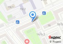 Компания «Кам-индустрия» на карте