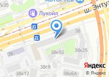 Компания «ГНИИХТЭОС» на карте