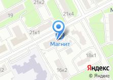 Компания «Галерея-салон искусств Михаила Сатарова» на карте