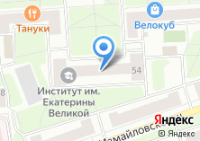 Компания «Центр Интернет Сервисов» на карте