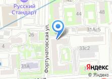 Компания «Мегафарм плюс» на карте