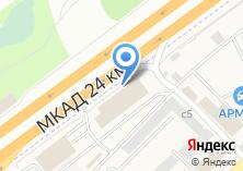 Компания «ЕВРАЗИЯ ХХI» на карте