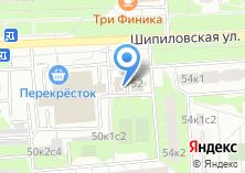 Компания «Магазин мультимедийной продукции на Шипиловской» на карте