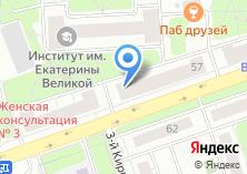 Компания «ToyShopper.ru» на карте