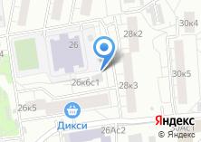 Компания «d-tools.ru» на карте