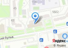 Компания «Магазин сумок на Новочеркасском бульваре» на карте