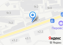 Компания «АВТО-ПАРТНЕР» на карте