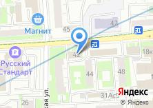 Компания «Модный салон женской одежды» на карте