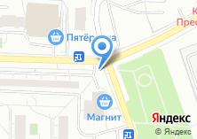 Компания «Киоск по продаже фастфудной продукции на Волжском бульваре» на карте