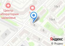 Компания «Татьяна+» на карте