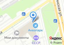 Компания «Фэнтази Парк» на карте