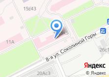 Компания «Московский городской центр СПИД» на карте