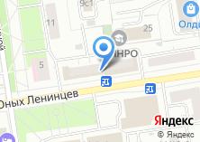 Компания «Магазин табачных изделий на ул. Юных Ленинцев» на карте