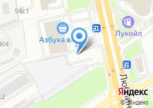 Компания «Сам себе сервис» на карте