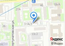 Компания «Алан-Связь» на карте