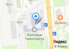 Компания «Кронос-М» на карте
