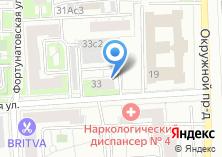 Компания «ХОНДА Руссия» на карте