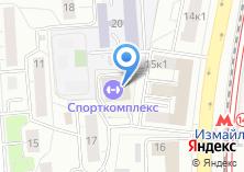 Компания «BadmClub» на карте