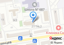 Компания «АудитСтандартФинанс» на карте